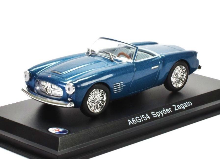 Maserati Mistral Spyder 1964 White MAS012 ALTAYA 1:43 New
